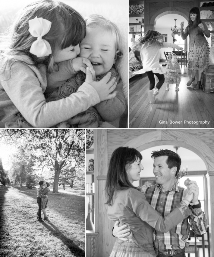 at home madison family photography